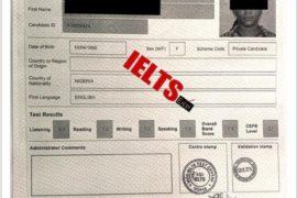 bivent ielts sample past results