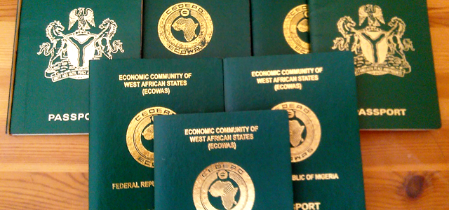 How to Clear Border Control with Nigerian Passport