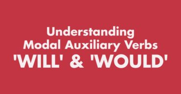 Understanding Modal Auxiliary Verbs 'Will' and 'Would'